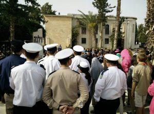 יום השואה 2015 עם חיל הים
