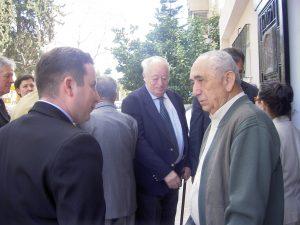 ביקור משלחת פורמאלית של ממשלת ליטא בבית וילנה פברואר 2008 006