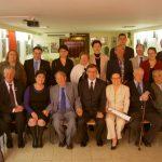 ביקור משלחת פורמאלית של ממשלת ליטא בבית וילנה פברואר 2008 035