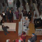 חברי האיגוד בבית הכנסת הגדול 2010